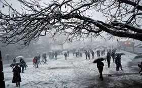 Shimla receives 1st heavy snowfall of the season
