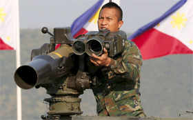 Thailand hosts largest multilateral military drill