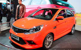 Tata Sport hatchback showcased at Auto Expo