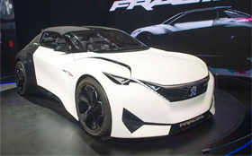 Top 10 electric cars showcased at Auto China