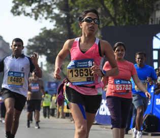 Running helps break one's goals into smaller milestones: Sheran Mehra, DBS Bank India