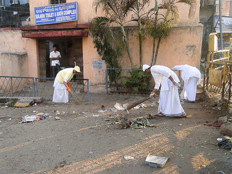 'Clean India Mission' in-charge sent back to cadre state