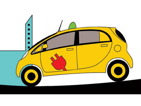 Car companies, Ola approach state governments to introduce e-taxis