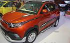 Glimpse of newly launched Mahindra KUV100 Xplorer