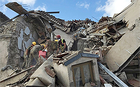 Strong earthquake rattles central Italy, Rome