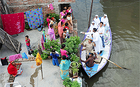 Flood situation grim in Allahabad: Latest images