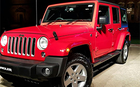 Jeep Wrangler Unlimited comes to India