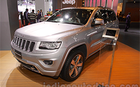Jeep Grand Cherokee debuts in India