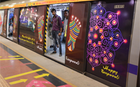 Have you seen this special train by Delhi Metro?