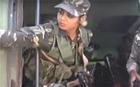CRPF's 1st lady gun is giving Naxals a hard time