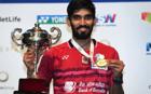 Kidambi Srikanth wins two titles in a week