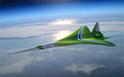 This NASA plane will cut your flight time in half