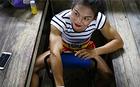 Transgender boxer fights for acceptance