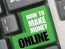 How to make money online through social networking, blogging, e-tutoring, designing & video content development
