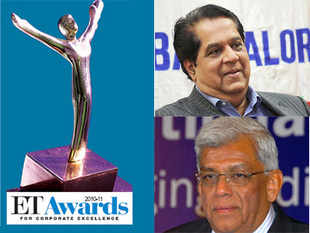 ET Awards' Agenda For Renewal 2011: India's top industrialists debate with cabinet ministers