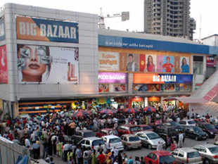 Big Bazaar's  value added services at no extra cost boost sales
