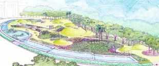 Deccan Arrival Landscape
