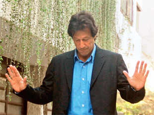 Who's Afraid of Salman Rushdie; Imran Khan a punny politician
