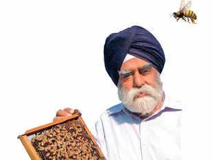 Sardar Jagjit Singh Kapoor aka 'Honey' Singh