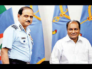 A K Antony denies reports on shortage of ammunition