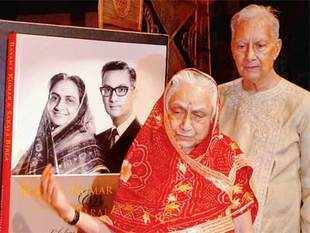 Four generations of Birla family to celebrate BK Birla's wedding anniversary
