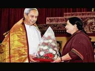 Naveen Patnaik - Jayalalithaa Chennai meet triggers speculation