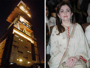 Antilia is the only home we have in the world: Nita Ambani