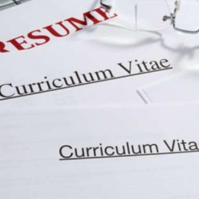 Resume printing tips