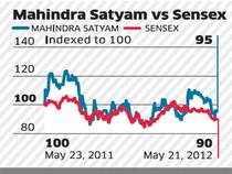 Mahindra Satyam back to profits, but slow US business strains