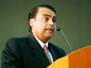 Ambani's upscale fashion business has struck its latest deal with Dune Group to open India stores.
