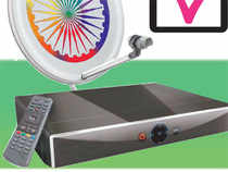 All channels will stop programming to show a 30-second ad in Hindi and English informing viewers to change to digital set top boxes before Oct 31.