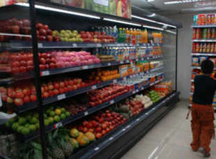 Retail inflation fell to 9.7% in September from 10% in August despite the hike in diesel price middle of the month, government data released on Friday showed.