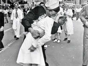 Kissing scandal