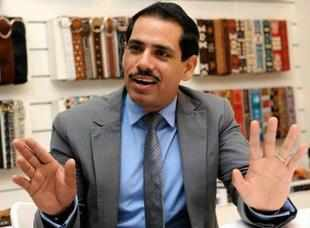 BJP demanded an independent & fair probe into the Robert Vadra-DLF land deal and sought immediate sealing of the entire documentary evidence in this matter