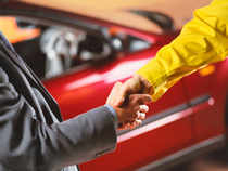 Bring the old and take a new one, manufacturers and dealers of cars come up with exchange offers during the festive season. (Getty images)