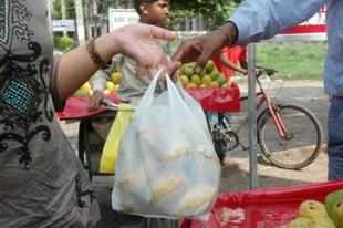 As per the Delhi govt notification notification, no person including shopkeepers, vendors, wholesalers, retailers and hawkers will be allowed to sell, store or use plastic carry bags for supply of any goods.