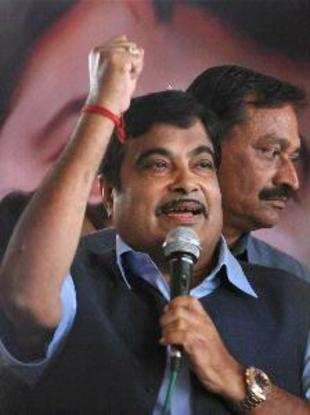 BJP chief Nitin Gadkari on Wednesday claimed that allegations against him were a plot to malign him and trained his guns on Congress. Gadkari dared Congress to probe charges against Robert Vadra over his land transactions.