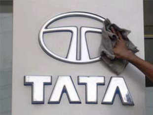 The company's domestic sales of 'Tata' branded commercial and passenger vehicles for October 2012 were at 68,145 units, up 6.74%, over 63,837 units in October last year, the company said.