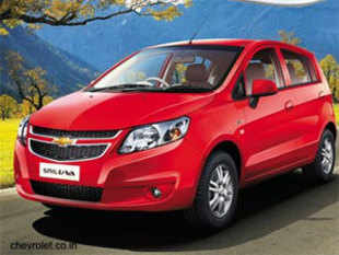 GM India launched its premium hatchback Chevrolet Sail U-VA priced between Rs 4.44 lakh and Rs 6.62 lakh, which is lesser than Swift from Maruti Suzuki