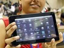 World's cheapest tablet Aakash.