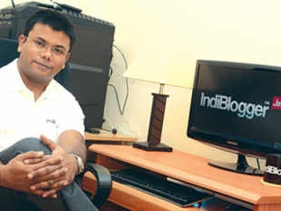 Offering an interface between companies and clients, IndiBlogger has grown to a Rs 1 crore venture.