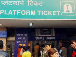 In order to control extra rush of passengers on the occasion of Diwali and Chhat, Northern Railway has decided to temporarily stop sale of platform tickets at four busy stations