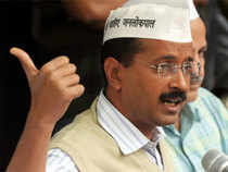 Arvind Kejriwal asked the government whether the names of industrialists he named as having accounts in HSBC Bank in Geneva were part of the list of 700 people handed over to the authorities by France