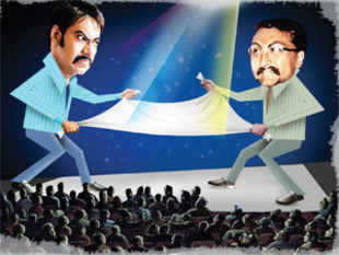 The high-stakes duel between actor-producer Ajay Devgn and production house Yash Raj Films over screens puts focus on a little known but key strategy in the movie business.