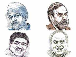 A panel comprising Commerce and Industry Minister Anand Sharma, Telecom Minister Kapil Sibal, Planning Commission Deputy Chairman Montek Singh Ahluwalia and UIDAI Chairman Nandan Nilekani faced over 400 business leaders on a crucial question: Can the recent burst of reforms return us to high growth?