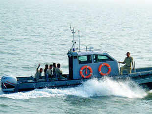 Four years after terrorists from Pakistan sailed into Mumbai, the home ministry has decided to train 7,500 policemen in coastal police stations across India to effectively thwart future attacks.