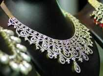 Jewellery sales in Dhanteras surged by up to 30 per cent, both in value as well as volume terms, belying fears of muted response due to high gold prices.