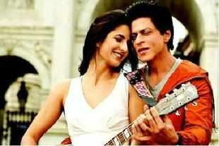 Shah Rukh Khan continues his cinematic legacy of wooing girls who are already engaged to someone else.