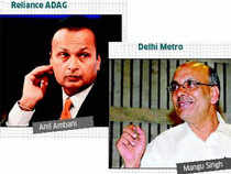 DMRC will choose one member of the three-member arbitration panel, the Anil Ambani Group another and the third person will be picked jointly.