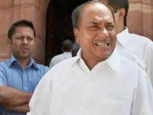 Focus on 'crying India and not shining India': Defence Minister AK Antony